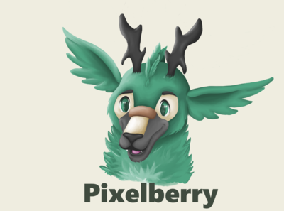Pixelberry, the peryton