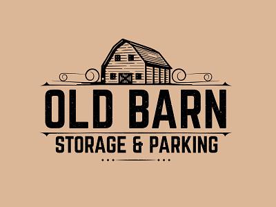 Old Barn logo retro vintage hipster old logo vintage logo
