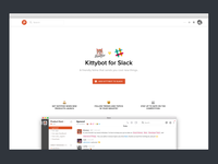 Product Hunt Kittybot for Slack