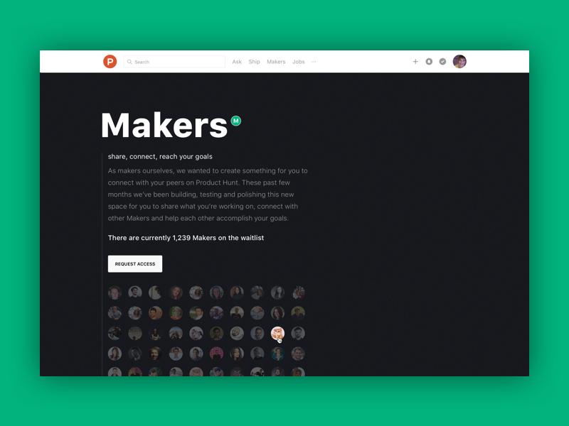 Makerswaitlist