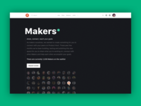 Product Hunt Makers — Waitlist