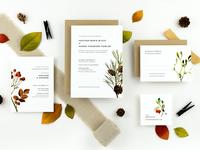 Hawthorn | Wedding Invitations