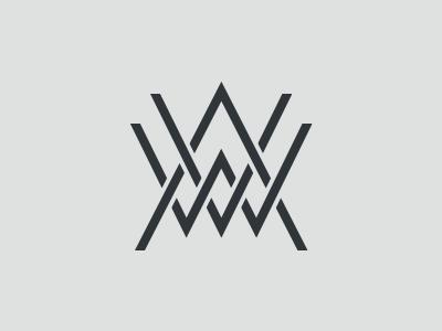 Chriskrista monogram b