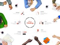 Cibirix layoutdesign typography illustration vector it homepage branding logo landingpage design