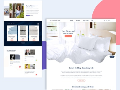 Luxury Bedding - Redefining Soft