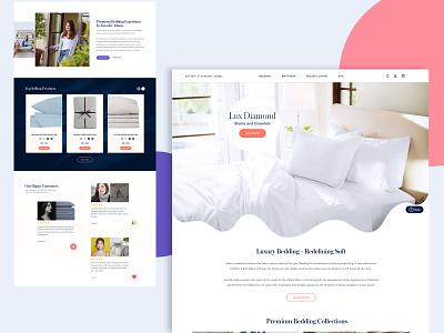 Luxury Bedding - Redefining Soft homedecor