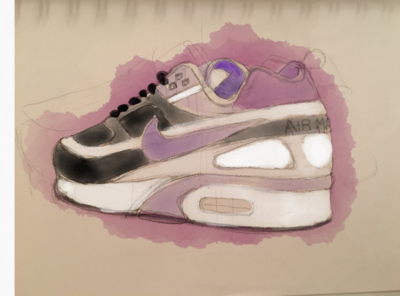 Air Max BW Persian / Tribute Series WIP