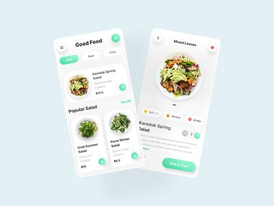 Nutrition App app concept restaurant recipe app nutritions branding food app ux design food app ui ui mobile ui mobile design mobile app flatdesign