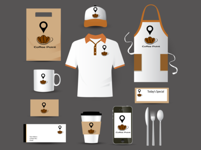 Coffee Point Mockup