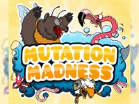 Mutation Madness box cover illustration