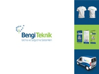 Bengi Teknik Logo & Brand Identity Design