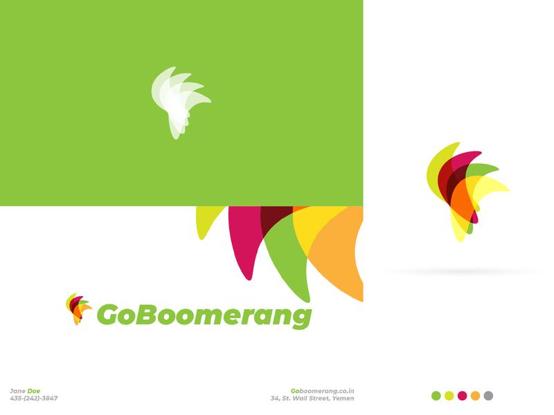 GoBoomerang Branding