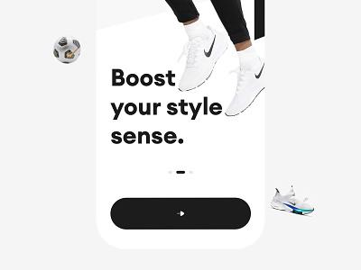 eCommerce Store App Design simplistic trendy design trendy shopping cart adidas nike shoes minimalist minimal shopping shopping app ecommerce design ecommerce shop ecommerce app ecommerce inspiration ios app app design uiux ui design uidesign
