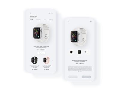 Apps Store Watch appstore apps userinterfacedesign userinterface apple watch apple uidesign simple design design ui design uiux ui