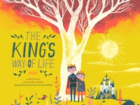 The King's Way of Life - children's book