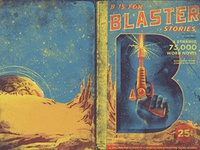 B is for Blaster - Spread
