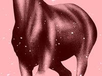Horse Screen Print