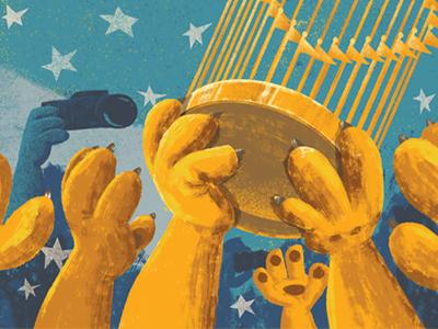 The Year a Royal Dream Came True champions baseball lion crown kc kansas city royals kansas city royals