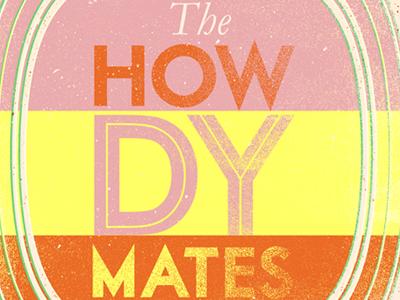 The Howdy Mates illustration howdy mates