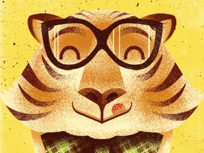 Tiger II tiger howdymates illustration geek