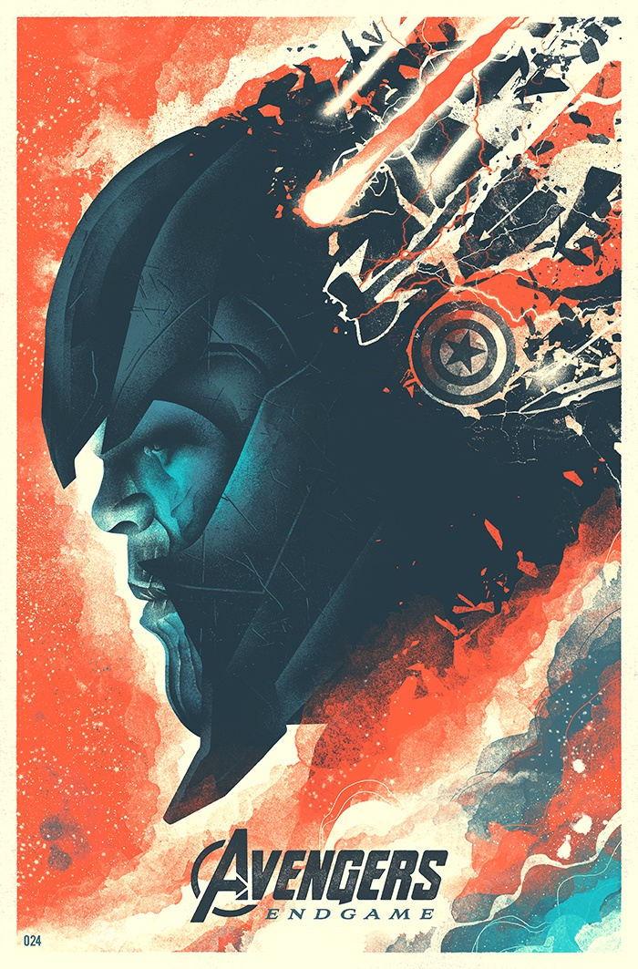 Avengers Endgame Fan Art Collection
