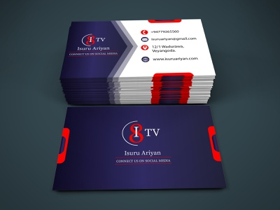 Isuru Ariyan graphicdesigners graphicdesigner graphicdesign online logodesign custom logo minimal illustration fiverr design business cards businesscarddesign business card adobephotoshop adobeillustator
