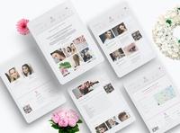Display web site Style on ipad