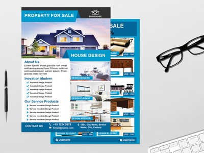 House Flyer Template