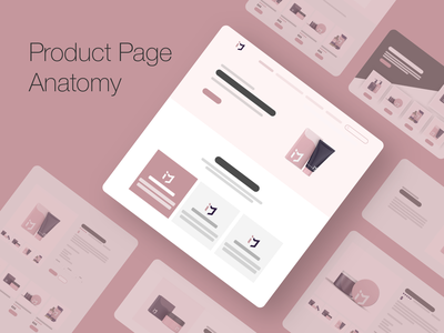 The Website Anatomy Project: Product Edition website builder website concept website design web design webdesign website