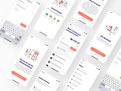 IOS UI Design ios app design ui design ui  ux uiux