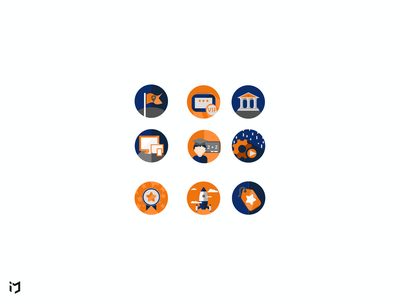 Website Iconset icon set iconography icon design icons