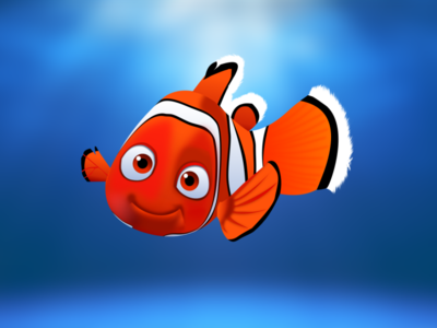 Nemo in Sketch disney pixar pawan nemo illustration art character design