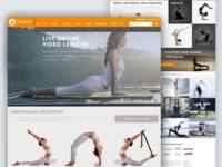 Yogarogya - Homepage