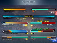 Tekken Life Bars