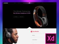 MusicMash Website