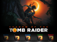 Shadow of the Tomb Raider: Landing Page