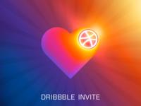 ➊ Dribbble Invite