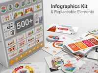 Infographics Kit & Replaceable Elements