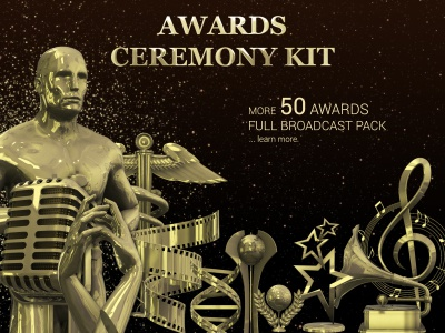 Awards Ceremony Kit