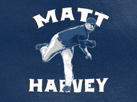 Why the New York Mets should not trade Matt Harvey