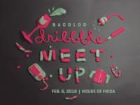 Dribbble Meet Up Bacolod City