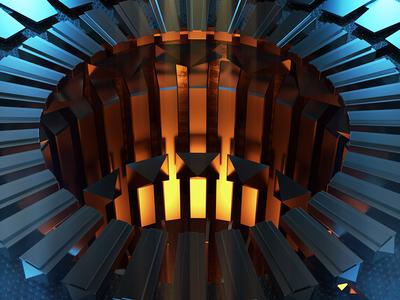 Fire Pit render octane c4d motion graphics motion design 3d