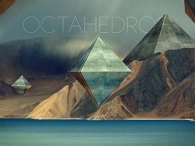 Octahedros render octane c4d motion graphics motion design 3d