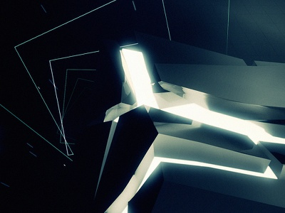 The Box A afx after effects c4d animation motion graphics motion design 3d