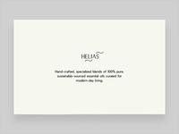Helias - home page animation
