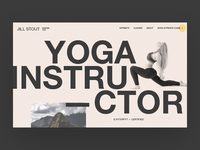 Hoboken Yogi - home page top section