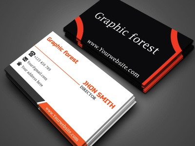 Business Card Design Software Designs Themes Templates And Downloadable Graphic Elements On Dribbble