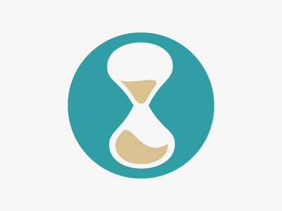 Hourglass hourglass icon logo symbol sand reject time
