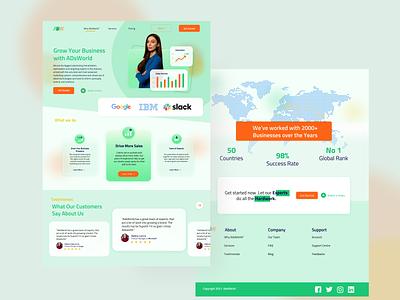 ADW Digital Marketing Webdesign website webdesign agency seo digitalmarketing design ui