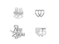 Rejected logo ideas